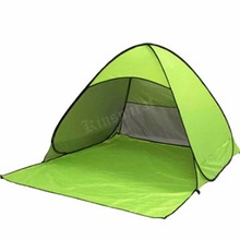 Sun Beach tent 1 – 2 person outdoor automatic quick open camping hiking tent fishing tents UV protection shade Shelter