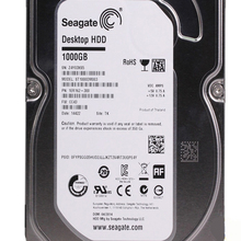 1 ТБ Seagate 2.5 дюйма SATA HDD Жесткий Диск для Автономного DVR Digital Video Recorder & NVR Network Video Recorder Системы видеонаблюдения