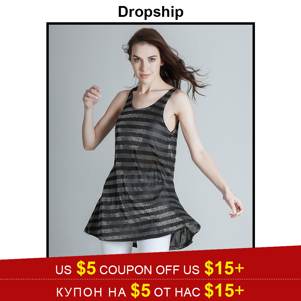 d8dc5ed0cf9b Dropship Elbise Kadınlar Mini Elbiseler Yaz Seksi Siyah Vestidos Verano  2019 Robe Femme Kolsuz ...