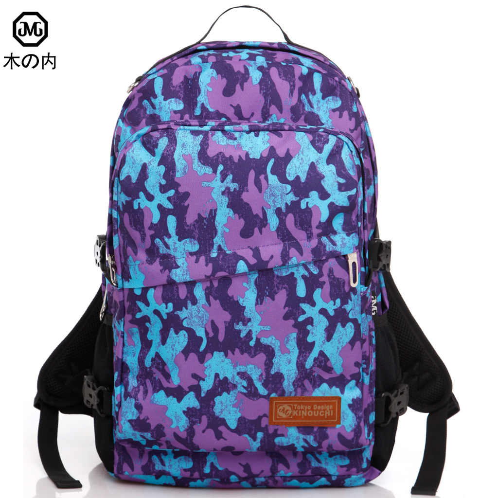 ФОТО Unicalling new camouflage trendy women backpacks bag casual fashion student school bags for girls