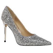 BIGTREE Marca Mujer Zapatos Bombas Del Brillo Del Oro Descuento Ivalentine Zapatos de Tacones Altos Zapatos de Boda de La Princesa