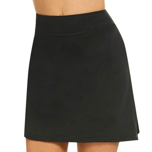Performance Active Skorts Skirt skirts womens plus size pencil skirts womens Running Tennis Golf Workout Sports Natural Mar 4