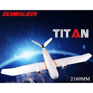 Skywalker TITAN 2160mm envergadura EPO artefacto aéreo mano fundido avión Kit/ARF SKYWALKERRC
