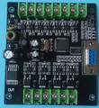Свободный Корабль ПЛК промышленного управления доска FX1N-10MR FX1N-10MT Плата ПЛК программируемый контроллер PLC Доска