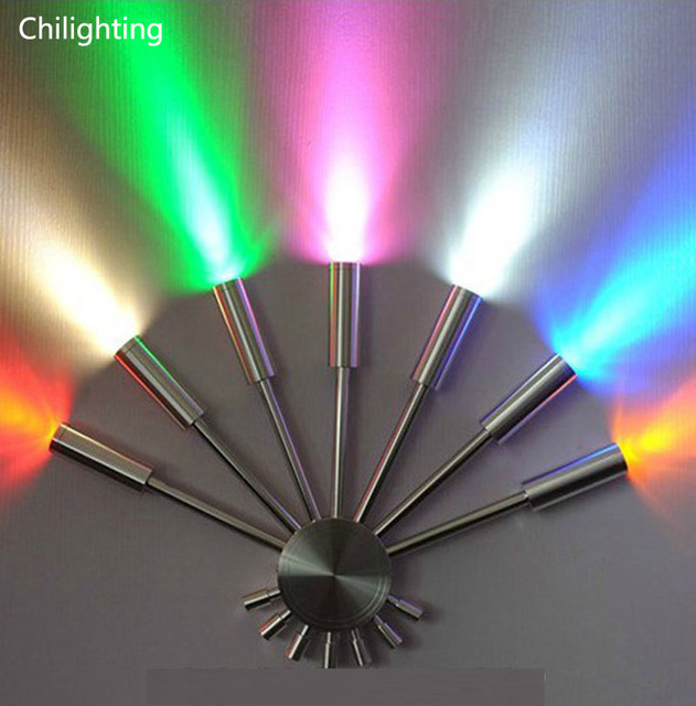 Foyer LED Wall lamp sconce bedside lamp disco KTV wedding ceremony family gathering Party hotel apartment lighting decoration
