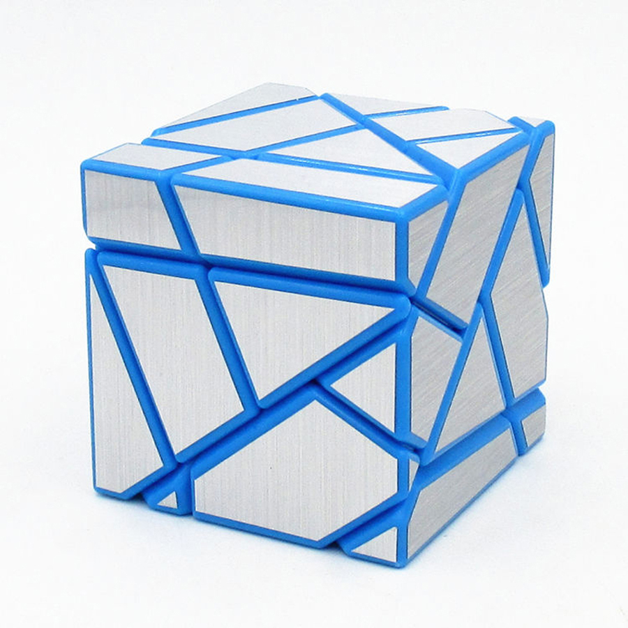 Cuadrado cubo mágico puzzle Juguetes educativos niños SPINNER mano cubos recursos de aprendizaje brinquedo profesional Rompecabezas juego 50d0467