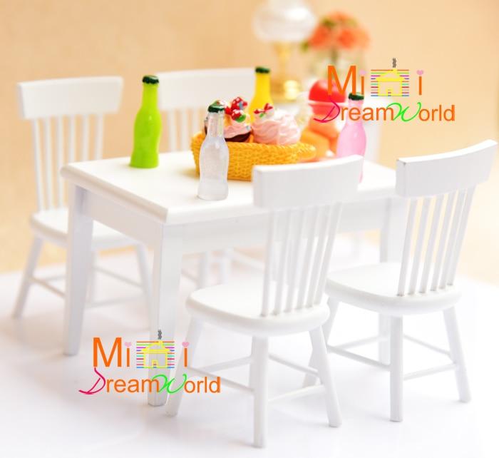 G05-x4315 niños bebé regalo de juguete 1:12 Dollhouse mini Muebles ...