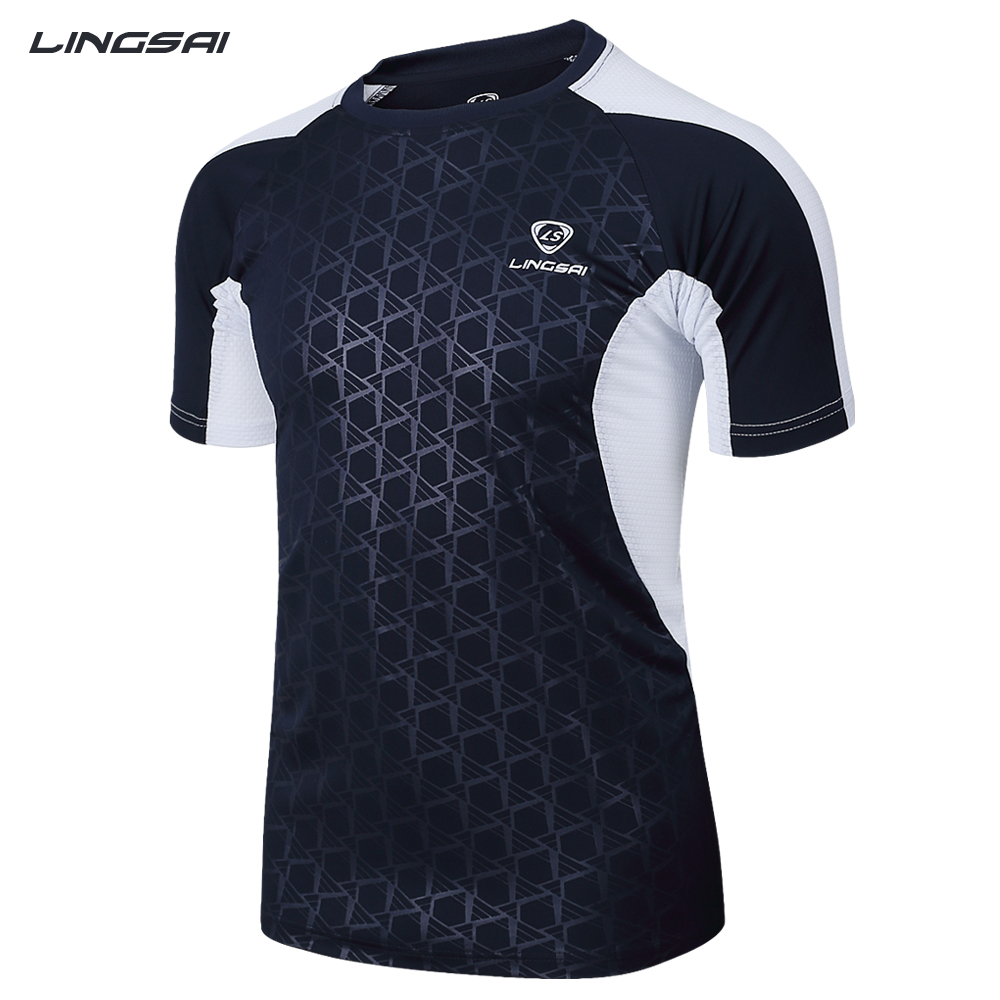 Aliexpress.com : Buy LINGSAI Summer Men Short Sleeve Compression T ...