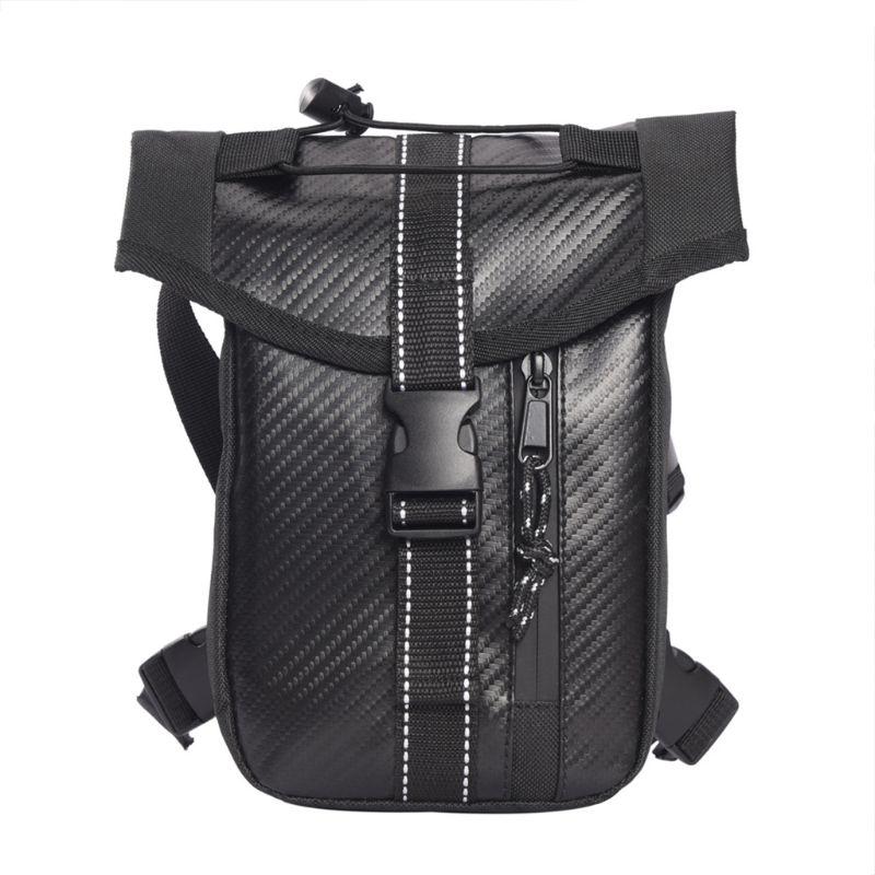 Men Waterproof Drop Waist Leg Bag Thigh Belt Hip Bum Motorcycle Military Tactical Travel Mobile Phone Purse Fanny Pack Bags