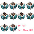 IVYQUEEN 10 pcs ALPS 3D Analog Thumb Sticks Sensor Potentiometers Repair Part Switch for Microsoft Xbox 360 Controller Wireless