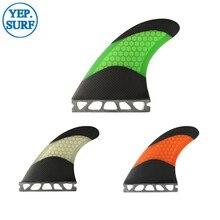 Surf Future Honeycomb Board FUT Fin G5/G7 carbon fiber Fibreglass Quilhas barbatanas