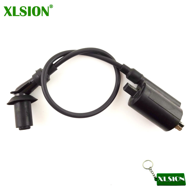XLSION Ignition Coil For GY6 XV250 Yamaha Moped Scooter Baja Linhai 260cc 300cc ATV Quad Motorcycle