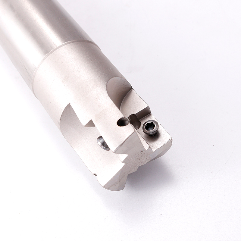 Купить с кэшбэком BAP300RC20-20-150-2T Milling Cutter End Mill Shank For Carbide Two Inserts Clamped Milling Tools Rod Cutting Right Angle Shank