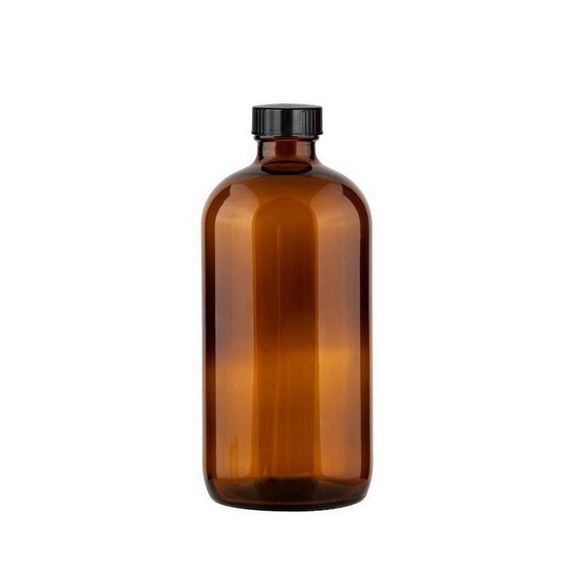 Image 4 - 4 Pack 500ml Amber Glass Spray Bottle with Trigger Sprayer for Essential Oils Cleaning Aromatherapy 16 Oz Empty Refillable Brownbottle containerglass spraytrigger spray -