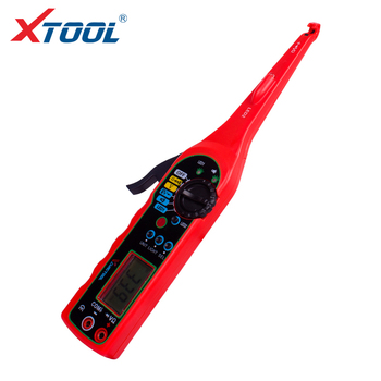 MS8211 Power Electric Multi-function Auto Circuit Tester Automotive Electrical Multimeter Lamp Car Repair OBD2 car detector