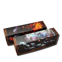 Time Walker Deck Box Board Games Cards Deck Box For Magic Game Poke Or Yugioh MTG