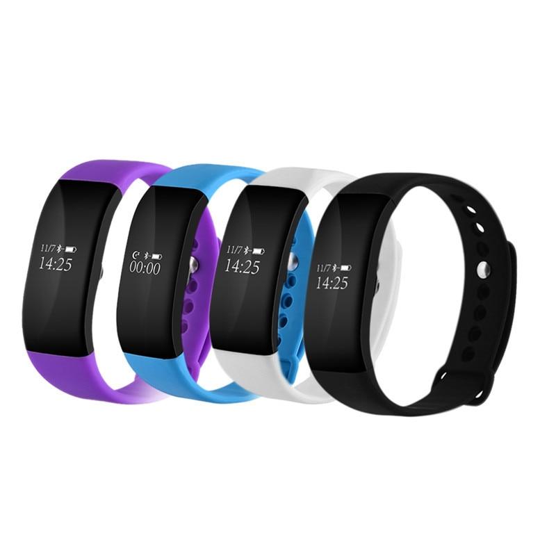 V66 Smartband Bluetooth 4 0 Waterproof Smartband Fitness Tracker Smartband for IOS font b Android b