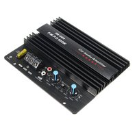 NEW 12V 600W Mono Car Audio Power Amplifier Powerful Bass Subwoofers Amp PA 60A