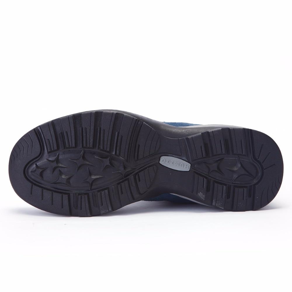 Sapatos ao ar Masculinos Preto Outono Zapatos Hombre