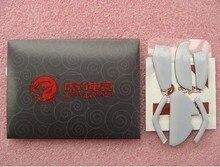 1 set/pack Tigre ratón de juego de patines para Logitech G602 de teflón ratón pies 1,1mm blanco