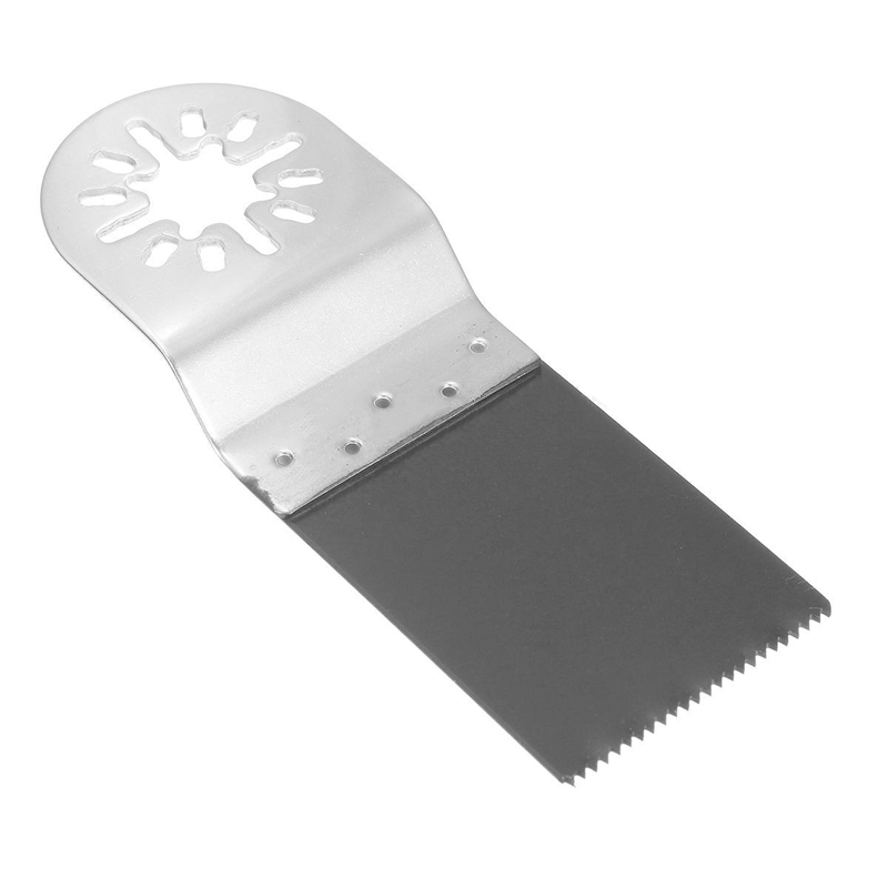 10pcs Oscillating Saw Blade Multi Tool Accessories for Woodworking Metal Cutting Saw Blades Power Tools Mayitr