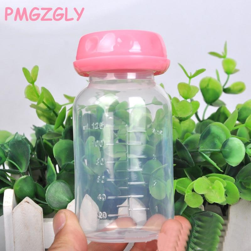 Formel Milch Lagerung 125 Ml Tragbare Infant Baby Milchflasche Fütterung Muttermilch Lagerung Recycle Brust Tasse Brust Aufbewahrungstasche Verkaufsrabatt 50-70% Flaschenzuführung Aufbewahrung Von Säuglingsmilchmischungen