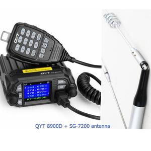 Image 2 - Radio stations for truckers  kt 8900d big screen update mobile transceiver for hunting 10km kt 8900d  quad band screen