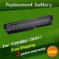 12 células bateria do portátil para toshiba satellite pro 3000 c650 C660 C660D L510 L600 L630 L640 L650 L670 M300 PS300C U400