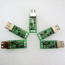 5 шт., 3 в, 3,3 В, 3,7 В, 6 в до 5 В, повышающий понижающий преобразователь, usb Блок питания для Arduino UNO MEGA DUE YUN AVR FPGA CPLD