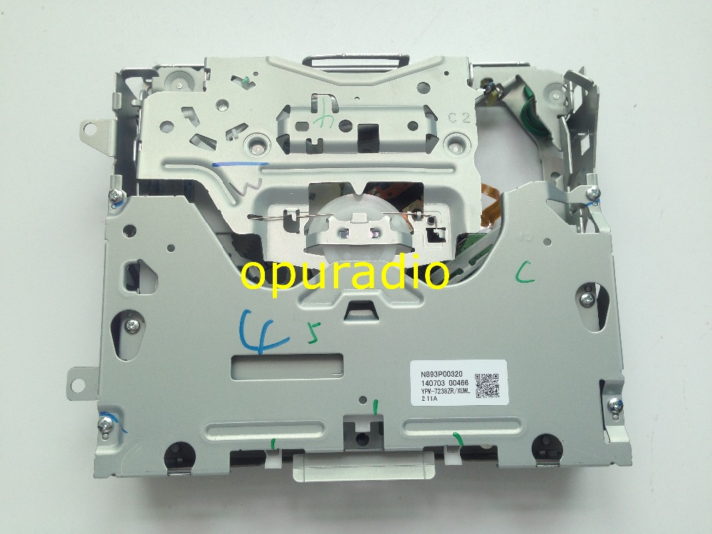 radio cd player Pioneer single CD drive IC PDB097A loader YPM-7238ZR for Ford Toyota car radio CD player MP3 (1)