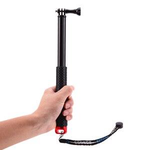 Image 5 - 36 inch Handheld Statieven voor Gopro SP POV Pole Uitschuifbare Statief Monopod voor Gopro Hero 4 3 2 Sport Digitale camera Statieven