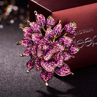 Luxury boutique brooch female