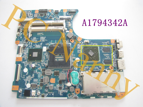 ФОТО For Sony VIAO VPCEC Intel Laptop Motherboard s989 1P-0106J02-8011 MBX-225 A1794342A