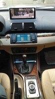 Для BMW E53 X5 (1998 2006) поддерживает только оригинальный экран 6,5/4,3 дюймов 10,25 дюймов android 8,1 Автомобильный gps навигатор мультимедийное устройство