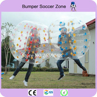 Bubble Soccer Ball Dia 5' 1.5M Human Hamster Ball Inflatable Bubble Football Bumper Ball Air Zorb Human Bubble Soccer Ball