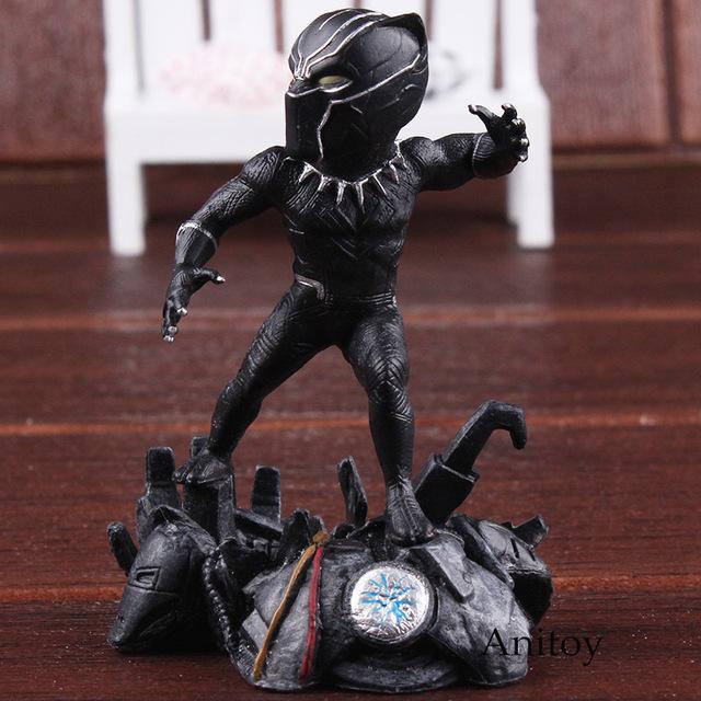 Marvel Comic Action Figure Marvel Black Panther 9cm