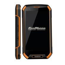 "Первоначально Guophone V16 телефон с 4 г LTE 5.0 ""Android 5.0 MTK6737 1 ГБ + 16 ГБ Встроенная память 8MP IP68 4 г LTE 8.0MP отпечатков пальцев 4800Ah"
