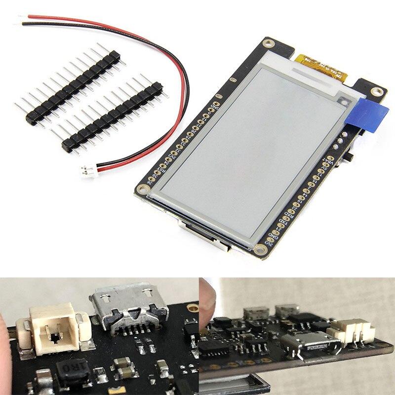 TTGO T5 V2.0 Wifi Wireless Module Bluetooth ESP-32 Display Development Board SD998TTGO T5 V2.0 Wifi Wireless Module Bluetooth ESP-32 Display Development Board SD998