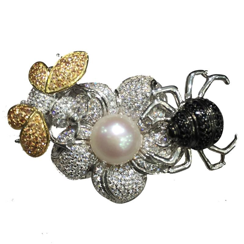 Top qualité bijoux à bricoler soi-même résultats serrure fermoirs abeille araignée fleur connecteurs pour collier simple ou multi couches bijoux de mode