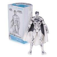 SDCC DC Comics Phác Thảo Superman hoặc Siêu Người Đàn Ông Hình Blueline Phiên Bản JimLee Con Batman PVC Hành Động Con Số Brinquedos Đồ Chơi