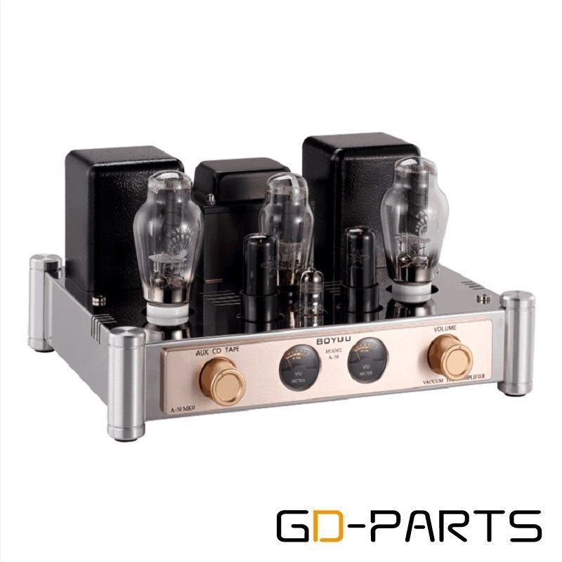 Single End 300B Vacuum Tube Amplifier Hifi Audio Vintage Class A Tube Integrated AMP 300B Home Amplifier 8.2W hi end 300b valve