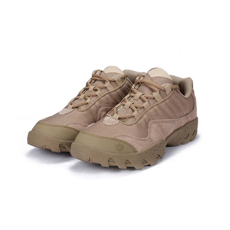 ESDY Outdoor Low Cut Ankle shoes Desert Tactical Military Combat Boots Army Shoes Botas Men Hiking
