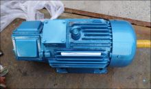 Asynchrone motor voor drie-fase lifting metallurgie JZR2-22-6(China)