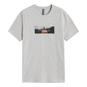 Image 3 - פיוניר מחנה חדש קצר שרוול חולצה גברים מותג בגדים מזדמנים מודפס t חולצת כותנה לנשימה באיכות tees זכר ADT803140