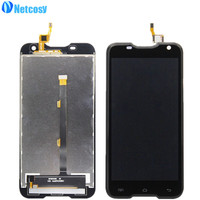 Hot Sale LCD Display Touch Screen Digitizer Panel Glass Lens Assembly Replacement Part For Blackview BV5000