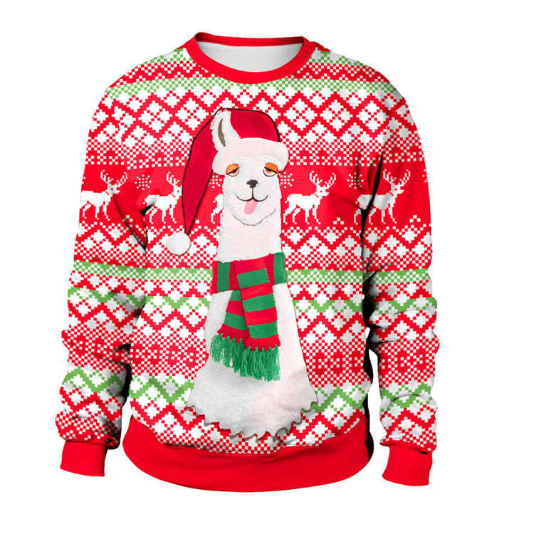 mens ugly christmas sweater 1
