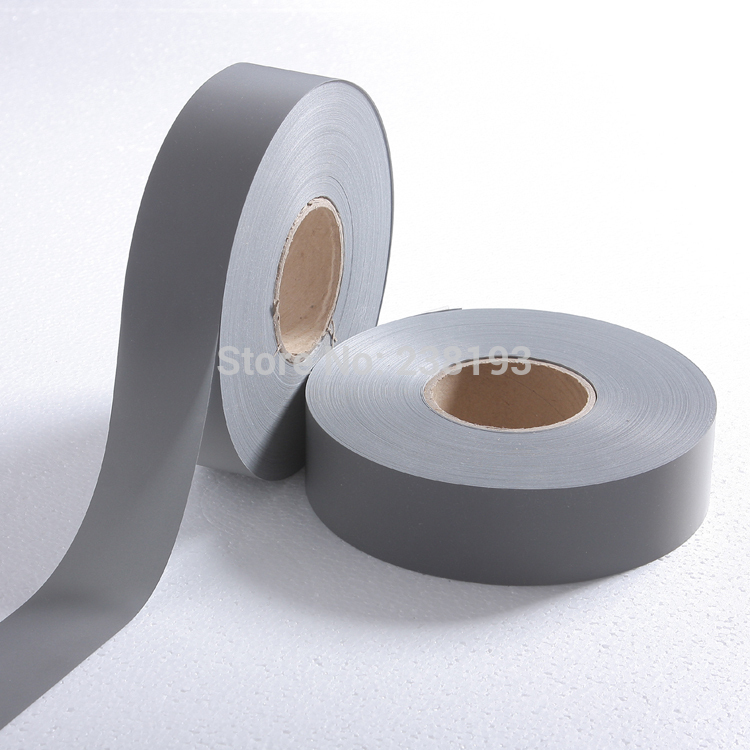 Adhesive Tape Style Width 10cm Safety Reflective Warning Tape,clothing Reflective Adhesive Strip.Retro-reflective Tapes.