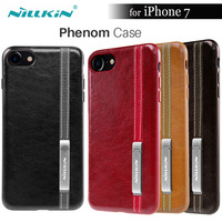 NILKIN For IPhone 7 Case Nillkin Phenom Luxury PU Leather Stand Back Cover For IPhone7 With