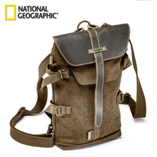 National Geographic NG A4569 Mini Canvas Camera Bag Portable Photography Accessories Carry Bag Soft Shoulder Bag For Digital SLR