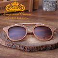 2017 Latest Retro Vintage Cat Eye Sunglasses for Women Brand Designer Imitation Wood Sun Glasses Men Driving Eyewear with Pouch